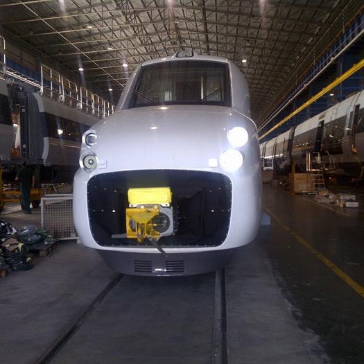 ETR 343 - Cantiere SITAV - LD Montaggi