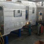 Carpenteria Hitachi Rail 2